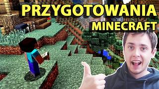 Minecraft Po Polsku Survival na Modach | PRZYGOTOWANIA DO BUDOWY OGROMNEGO DACHU