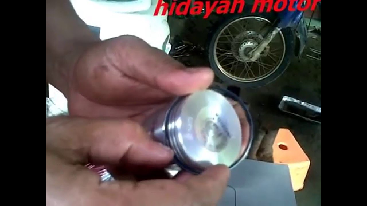 cara memasang ring seher motor - youtube