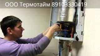 видео ремонт электрических котлов Протерм Скат