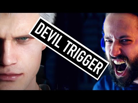 DEVIL TRIGGER - Devil May Cry (Metal Cover by Jonathan Young)