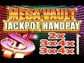 Massive Huge Win! - **jackpot Handpay** - Mega Vault Slot - Live! - Slot Machine Bonus video