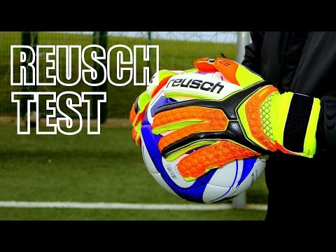 Test and Review - Reusch Re: Pulse G2 | Goalkeeper Gloves