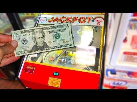 Can I Win Money from a Prize Arm Arcade Game?