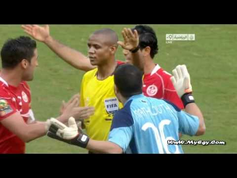 Tunisia - 2 Vs 1 - Niger ● Africa Cup Of Nations 2012
