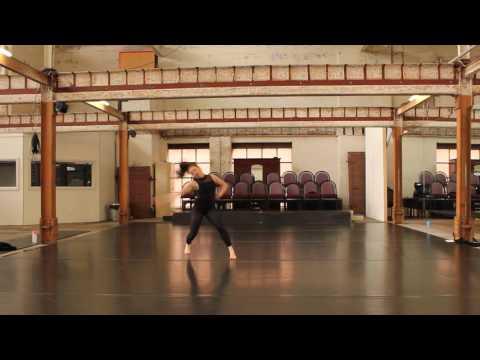 Sarah McCrorie Sydney dance PPY application contemporary