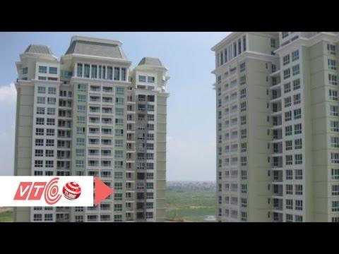 Nhà cao tầng xây trái phép hiên ngang tồn tại | VTC