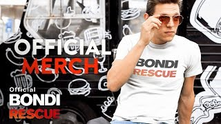 Official Bondi Rescue Merch Now LIVE