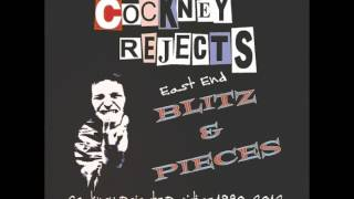 Cockney Rejects - Cockney Reject - 2/12