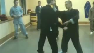 Школа Кунг-фу в Москве. Урок первый.