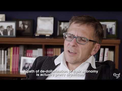 The US and Russia in the Trump Era, Ian Bremmer (EGF Board President)