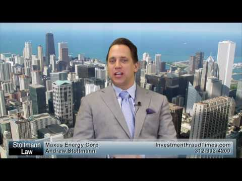 Maxus Energy Corp Bankrupt Oil & Gas Investments - 312-332-4200