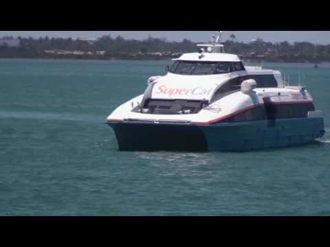 Philippines Super Cat Ferry to Bohol