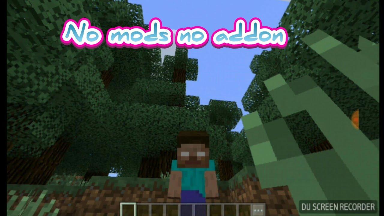 Cara Membuat Zombie Menjadi Raksasa Di Minecraft Youtube