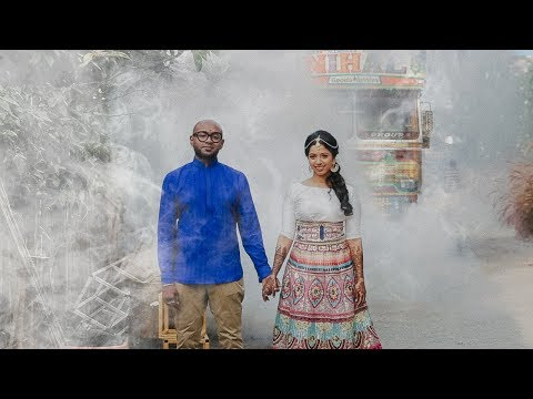 Bollywood Singer Benny Dayal And Catherine Wedding In Bangalore