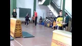 Crossfit Educación Física IES Ciudad Jardín