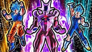 NEW GOD KI COOLER MOVIE OVERHAUL! Dragon Ball Xenoverse 2 God Cooler Vs Blue Goku & Vegeta Gameplay