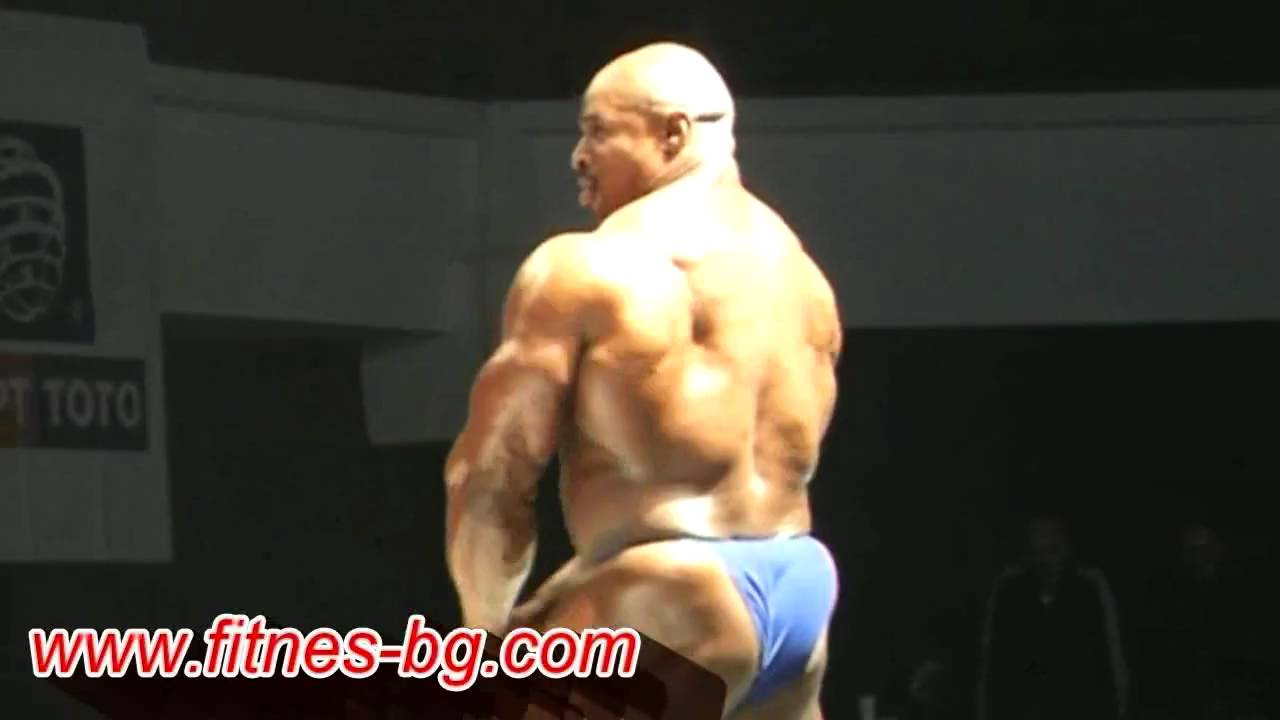 ronnie coleman 2010 youtube