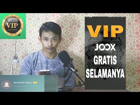 CARA AGAR APLIKASI JOOX VIP GRATIS SELAMANYA
