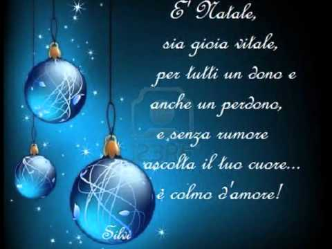 Frasi auguri natalizi amicizia