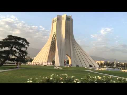 Summer 2015 Tehran, Azadi Square