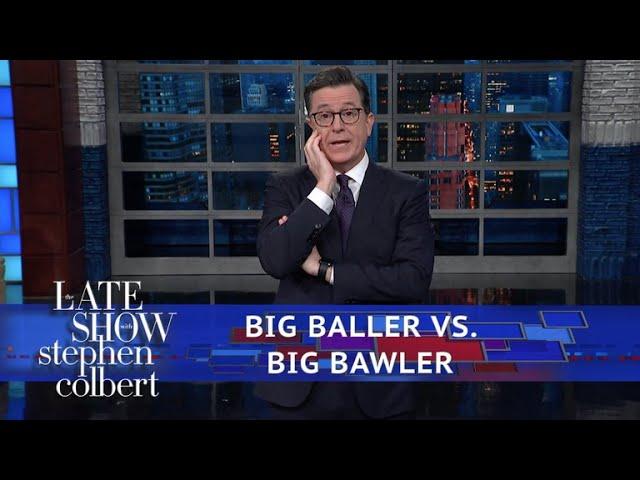 LaVar Ball Didn't 'Give Thanks' To Trump