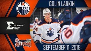 Colin Larkin | One Goal vs MacEwan Nait | Sep. 11, 2018