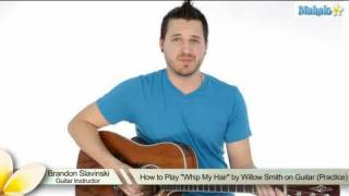 "How to Play ""Lucky"" by Jason Mraz on Guitar"