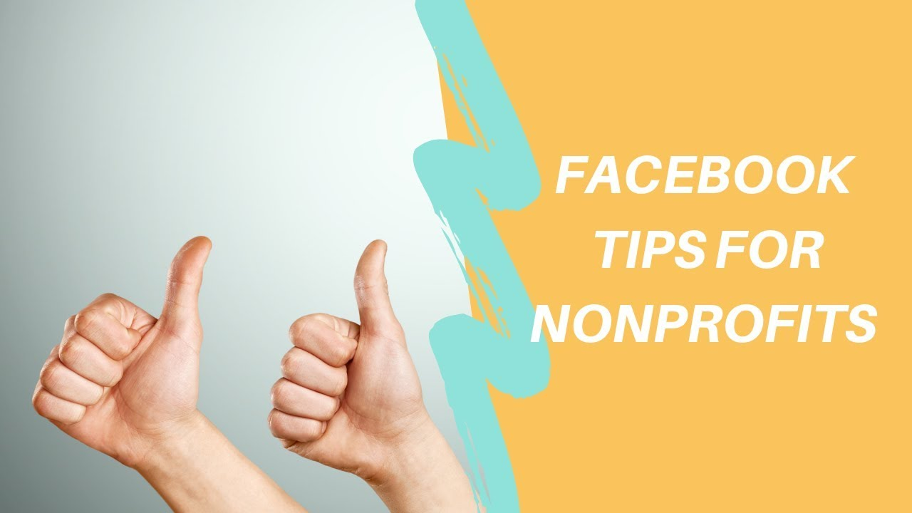 Facebook Page Tips for Nonprofits