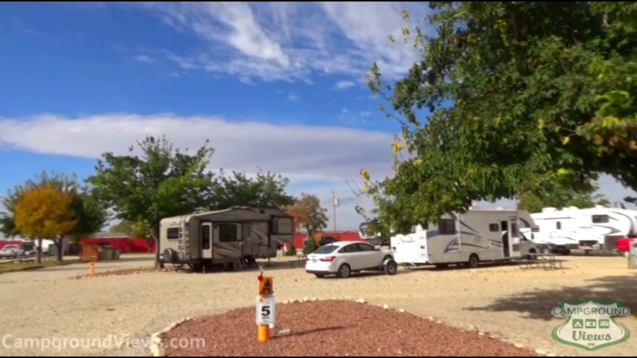 Full hookup camping new mexico