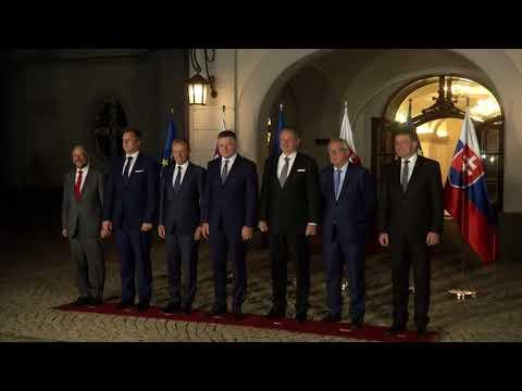 Media TV - EU Summit Bratislava