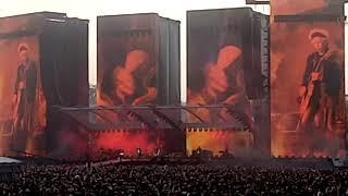 Sympathy for the devil.  Dublin 2018 Rolling Stones at Croke Park