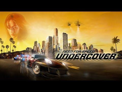 Игро-фильм Need for Speed Жажда скорости: Undercover (2008)