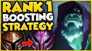 Download RANK 1 YORICK BOOSTING STRATEGY! (WIN GAME WITHOUT YOUR TEAMMATES!) - League of Legends Mp3 and Videos
