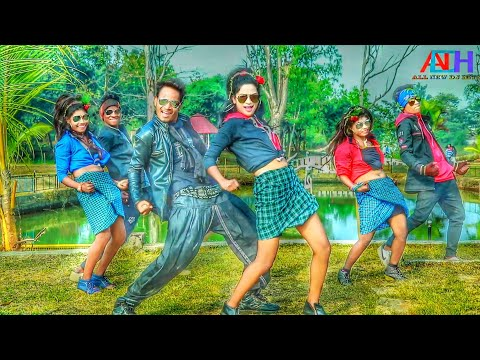 Ek Aankh Maru To || New Nagpuri Sadri Video || Nas Faad Dance || Singer - Egnesh And Suman Gupta