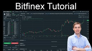 Bitfinex Tutorial and Review ✅