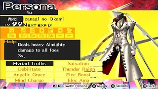 """Useless"" Myriad Truths Reworked - Persona 4 Golden Mod"