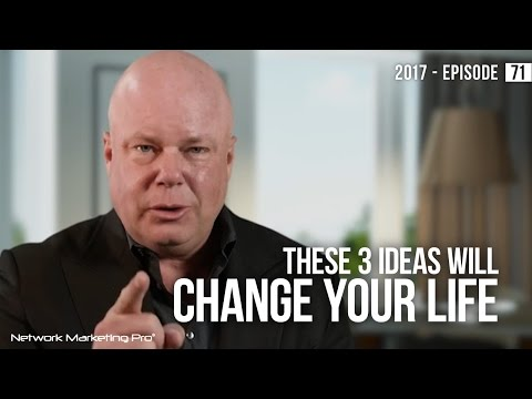 These 3 Ideas Will Change Your Life