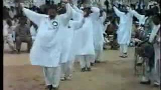 HAZARA DANCE  PAKISTANI CULTURE N W F P HAZARA HARI PUR HINDKO MELA 2002 H C S PART 5