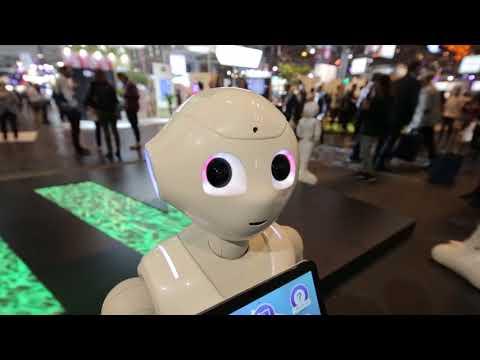 Valeo at Viva Technology 2018: feel the atmosphere!