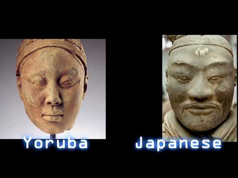 Ancient Link Between Japanese and African People?