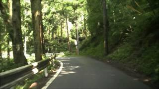 県道・都道521号上野原八王子線(後編/県道区間)
