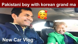 Vlog for | My New Car In Korea | watch till end