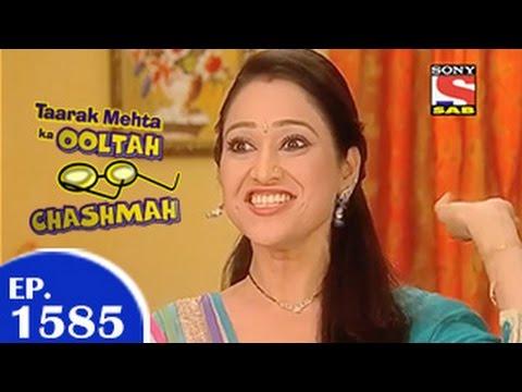 Taarak Mehta Ka Ooltah Chashmah - तारक मेहता - Episode 1585 - 14th January 2015