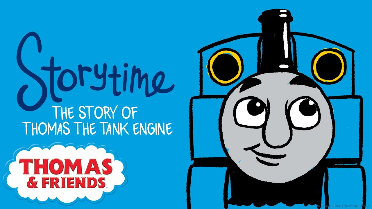 Thomas & Friends™ | The Story of Thomas the Tank Engine | NEW | Thomas & Friends Storytime | Podcast
