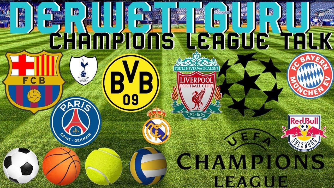 Wird Champions League übertragen