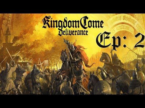 KIKE ES UN WANNA BE! EP:2 [Kingdom Come Deliverance]