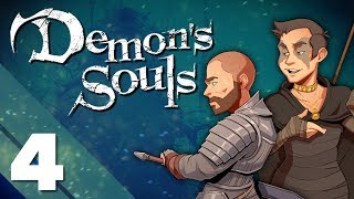 Demon's Souls - #4 - Tower Knight - PlayFrame thumbnail