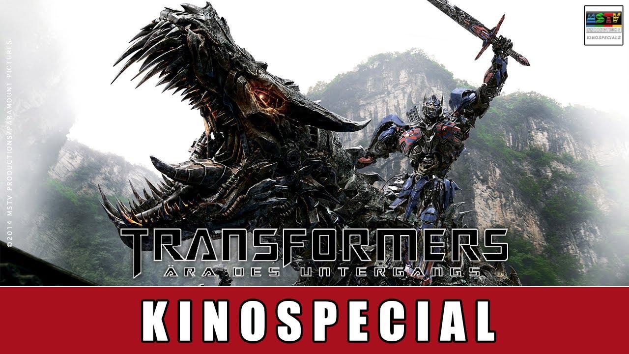 Transformers 4 - Kinospecial | Mark Wahlberg | Jack Reynor