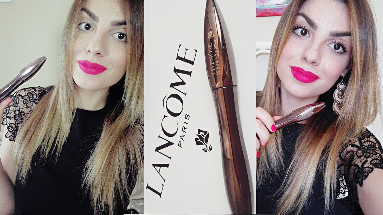 Lancome volume a porter mascara review