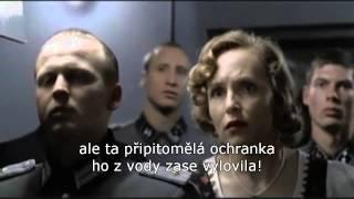 Hitler se dozvídá výsledek hlasování o důvěře vládě